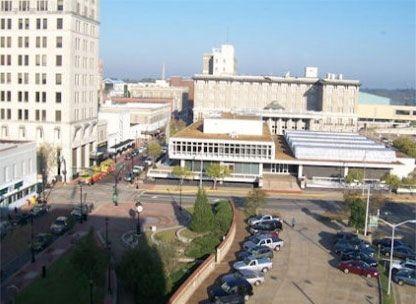 Downtown Alexandria - View from GAEDA